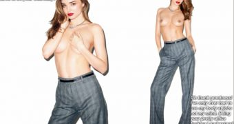Miranda Kerr:Fuck or Get Fucked[Maledom][Femdom][Captions]