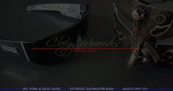 Cleezy Mercedes BDSM banners