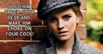 Emma Watson Bi Expression
