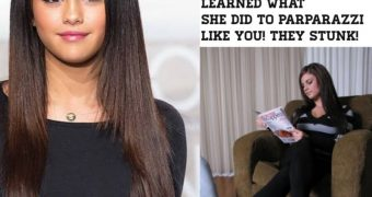 CELEBRITY FOOT FEMDOM CAPTIONS: DEALING WITH THE PARPARAZZI