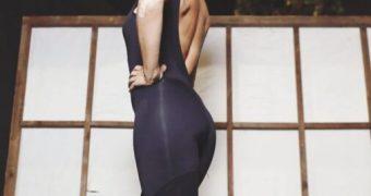 Ani Lorak - ukrainian slut-singer. Real photos.