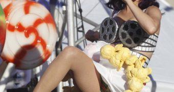International winner whore Katy Perry