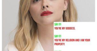 Chloe Moretz new mistress/scat captions
