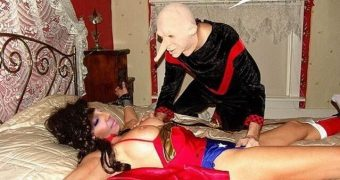 more super milf sarah palin bondage femdom helpless