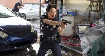 Officer Liu