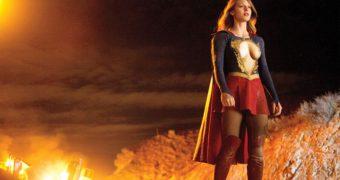 Supergirl (Melissa Benoist) Nude Fakes