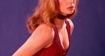 Joanna Lumley...