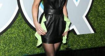Kate Beckinsale Pantyhose