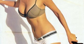 Edge for Catherine Bell
