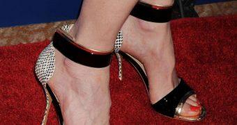 Nicole Kidman s Feet and Shoes
