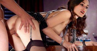 Keira Knightley fakes
