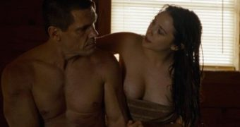 Elizabeth Olsen - Nude and Naked in various Movie Sex Scenes