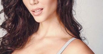 Paola di Benedetto Italian Nude