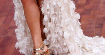 Sylvie-Meis-Feet