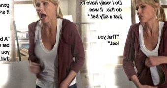Modern Family Parody: Claire loses a bet
