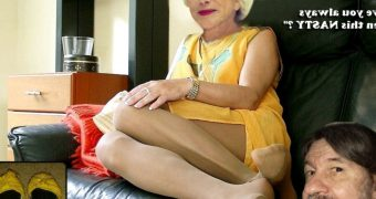 Helen Mirren Fakes