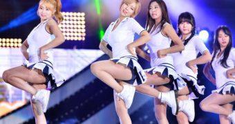 Hottest Kpop Sluts AOA