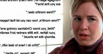 Bridget Jones Diary parody: Moms Emergency