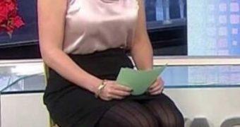 Sara Haines Legs & Heels
