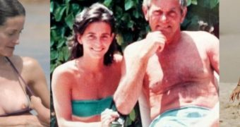 CFND Clothed Father Nude Daughter COURTENEY COX