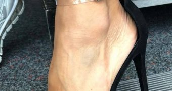 Marlene Lufen Feet No Nude