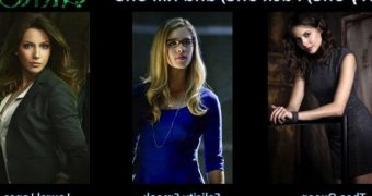 MFK Choice Game-Arrowverse
