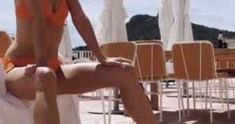 Lena Gercke Feet No Nude