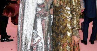 Rita Ora & Kate Moss