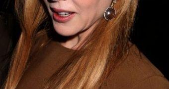 Sweaty - Nicole Kidman