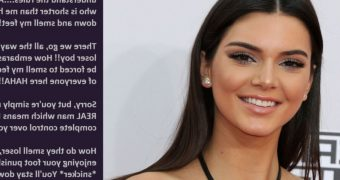 Kendall Jenner Foot Humiliation Captions