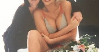 Anna Nicole Smith Feet No Nude