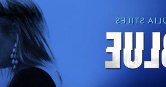 Julia Stiles - Blue TV Show