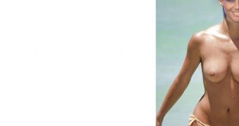 Christie Brinkley Topless Fake