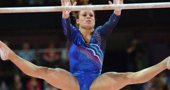 Sexy Athletes - Vanessa Ferrari - Gymnastics