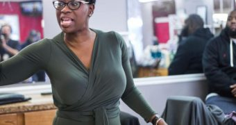 Nina Turner-politician/Big Black Tits