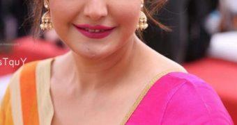 Zarine Khan- Busty Indian Babe at Aryavartha Nagari Event Launch