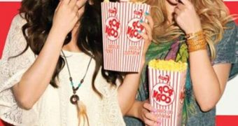 Ashley Benson and Lucy Hale in Bongo Jeans Ads