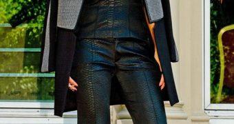 Nicole Scherzinger at X Factor live auditions in Glasgow