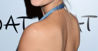 Nina Agdal at Seven Deadly Sins Anniversary Party in Las Vegas