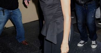 Eva Longoria Visits The Today Show in New York