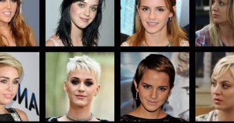 ugly short hair vs long hair