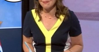 BBC TV Business Presenter Sally Bundock