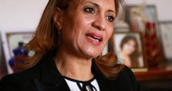 Attractive Tunisian mature mayor (non-nude)