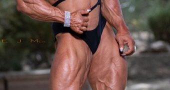 Girls with Muscle / Helle Nielsen