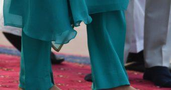 Kates nylon feet