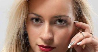 Giada Salvi, italian model