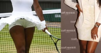 Beautiful Black Women ~ Serena Williams