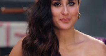 Kareena Kapoor- Curvy Indian Bollywood Babe Sizzles in Hot Dress