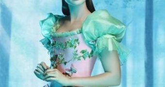 Lily Collins! My Favorite Fairytale Princess!