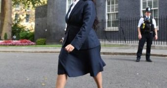 Priti Patel and her phat Tory bum